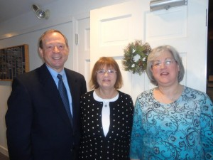 Patty and Allen Morell received the Mission Recognition Award from United Methodist Women.  UMW President Donna Kahelin presented the 2014 award in February recognizing the work they continue to do in Sierra Leone.