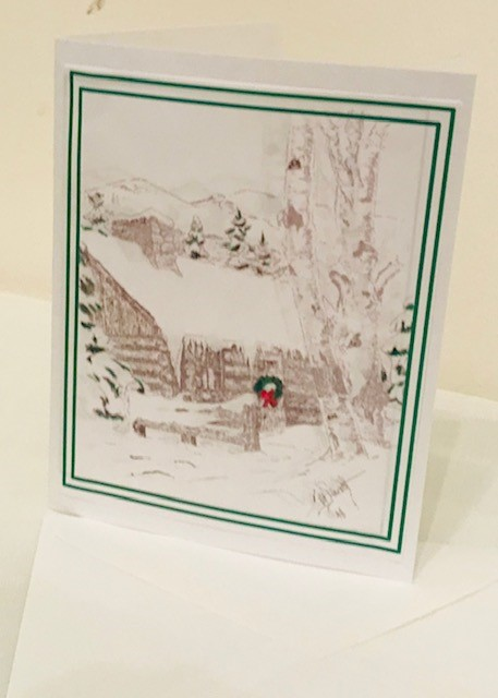 Christmas Cards | Snowy Morning | Set of 12 | 5.50