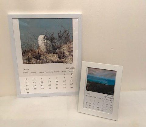 United Methodist Church of Osterville 2021 Calendar - Small  5 x 7 Desk Top Size