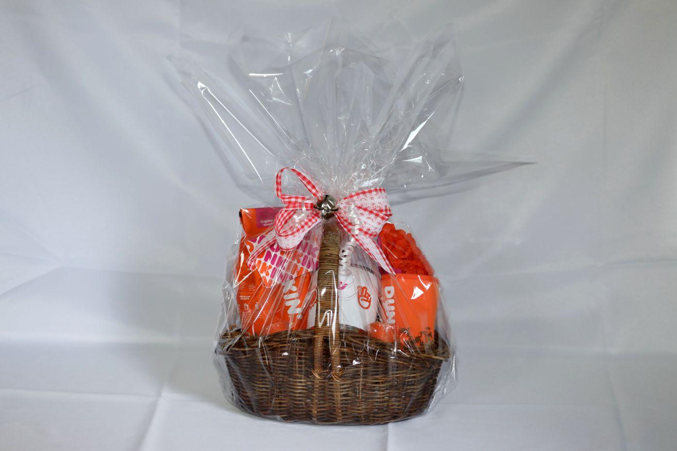 Gift Basket: Dunkin' Donuts