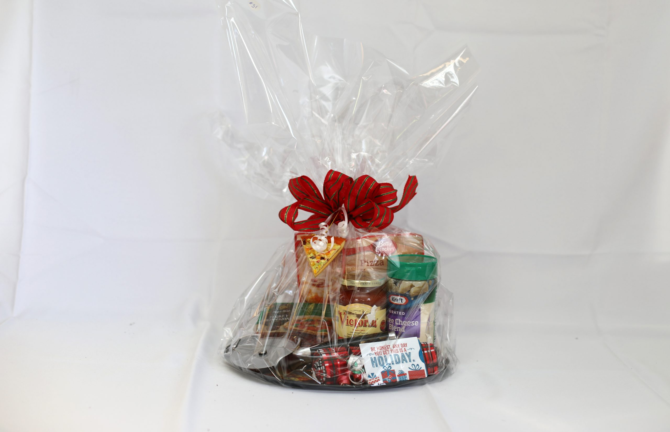 Gift Basket: Pizza at Home & Away