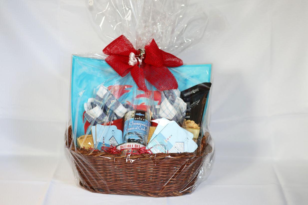 Gift Basket: Crab Delight